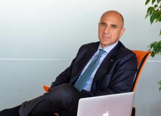 """ANTOINE MANGOGNA, CEO DI SAATI – """"Ai giovani dico: mangiate l'azienda"""""""